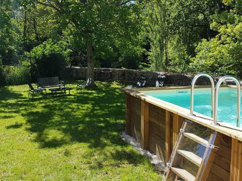 Vente maison / villa Mazan 430000€ - Photo 11
