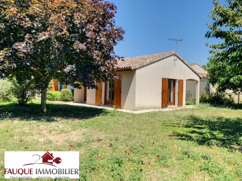 Sale house / villa Chabeuil 258000€ - Picture 2
