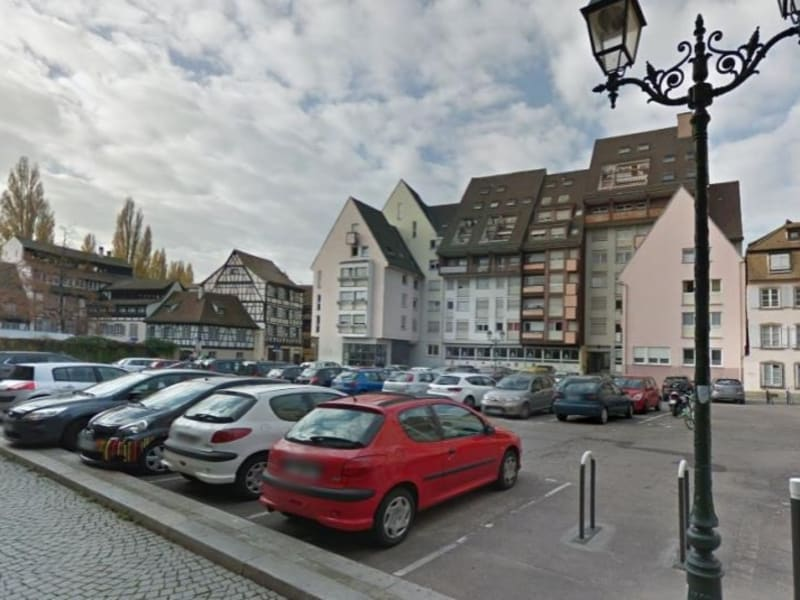 Location parking Strasbourg 101€ CC - Photo 1