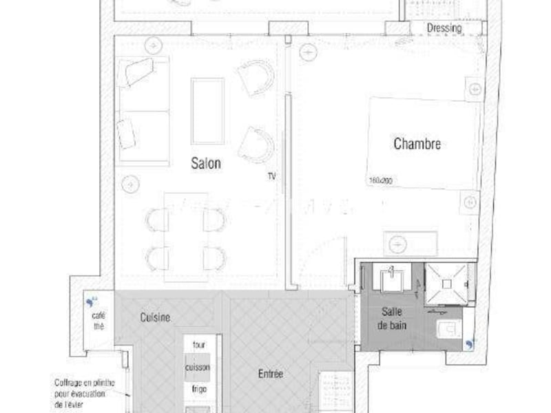 Vente appartement Menton 493500€ - Photo 13
