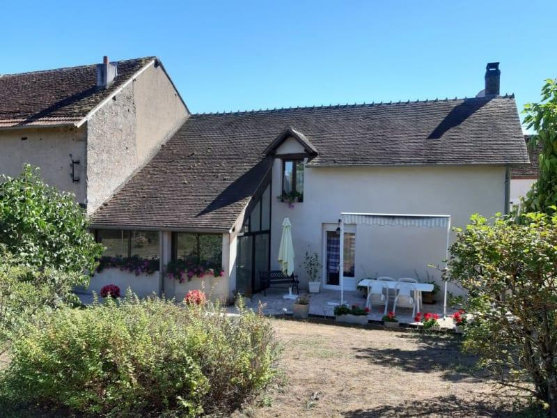 Sale house / villa St bonnet troncais 148400€ - Picture 10