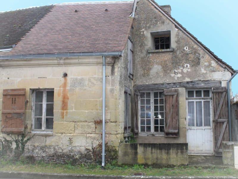 Sale house / villa La chartre sur le loir 18000€ - Picture 1