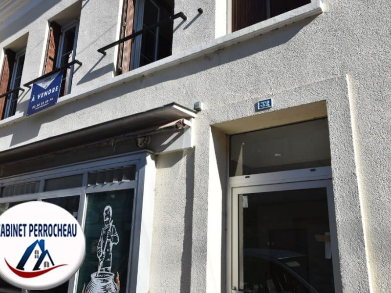 Sale house / villa Montoire sur le loir 286200€ - Picture 1