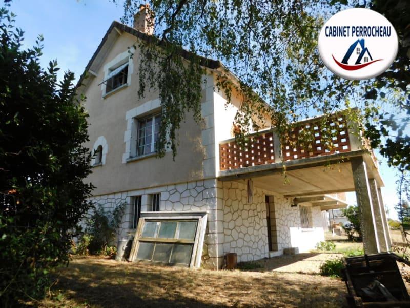 Sale house / villa Montoire sur le loir 104500€ - Picture 1