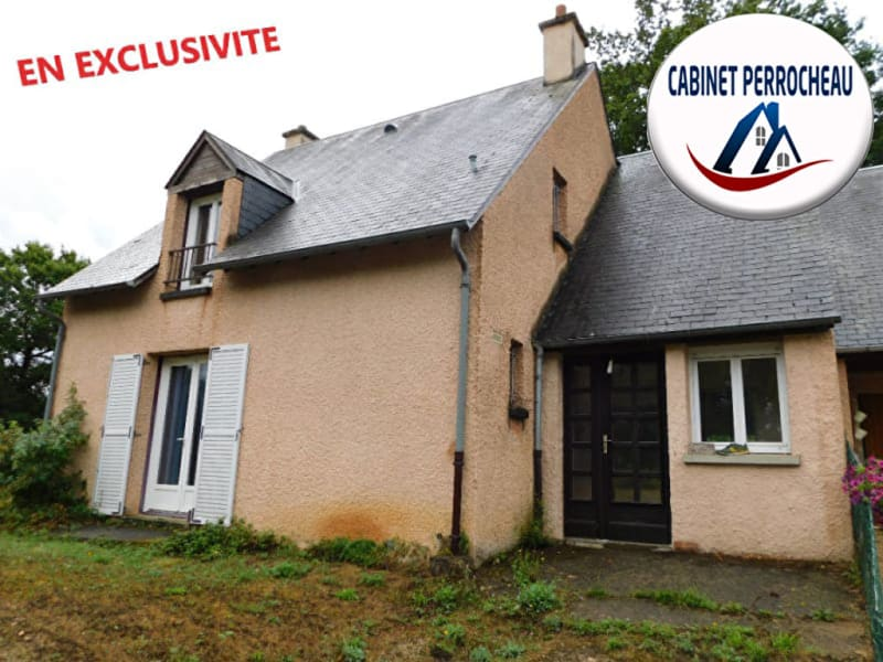 Sale house / villa Montoire sur le loir 136200€ - Picture 1