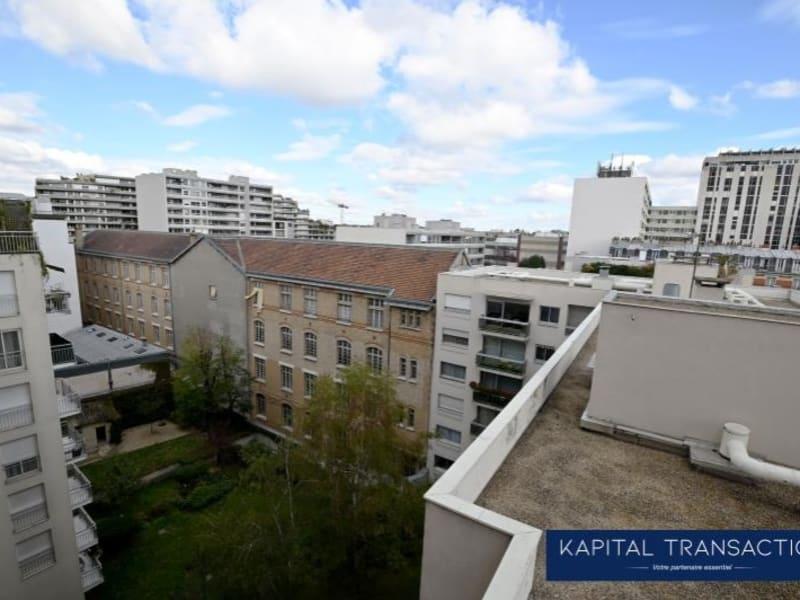 Sale apartment Paris 15ème 372000€ - Picture 1