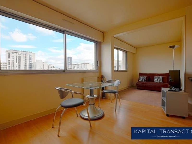 Vente appartement Paris 15ème 372000€ - Photo 2