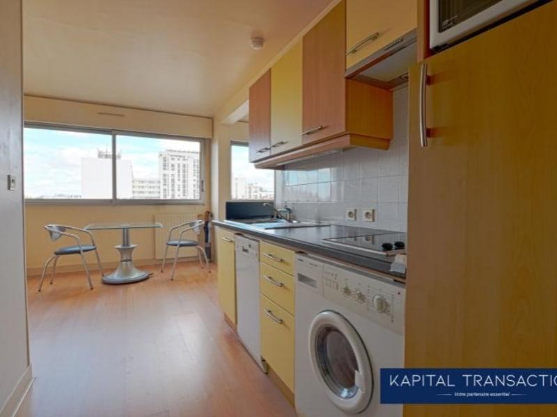Vente appartement Paris 15ème 372000€ - Photo 3