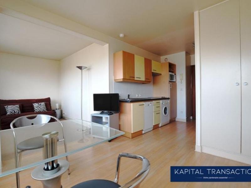 Sale apartment Paris 15ème 372000€ - Picture 4