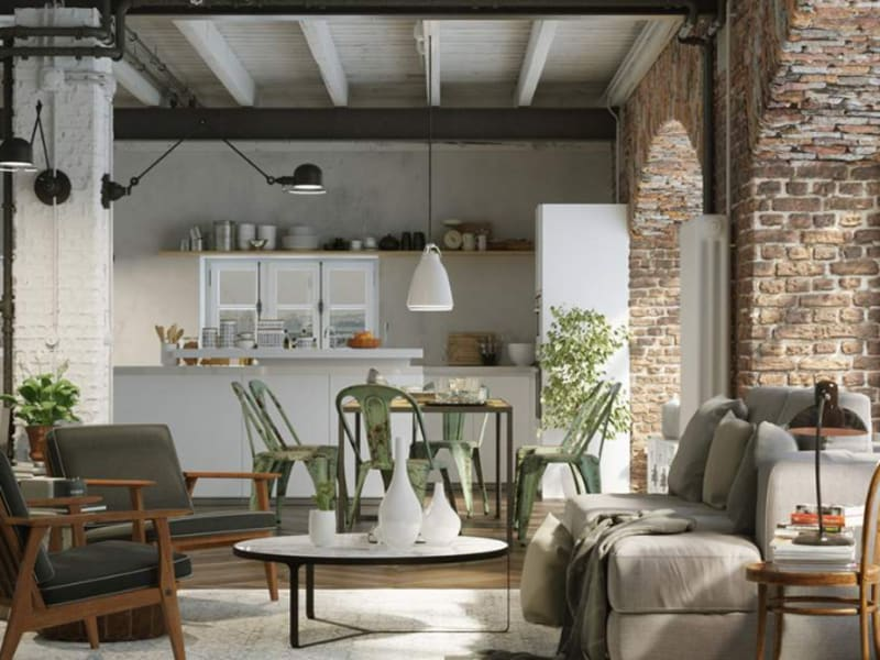 Vente de prestige loft/atelier/surface Orchies 228800€ - Photo 3