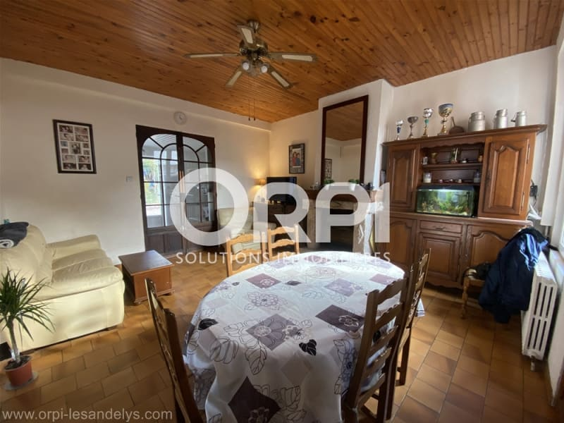 Sale house / villa Les andelys 128 000€ - Picture 3