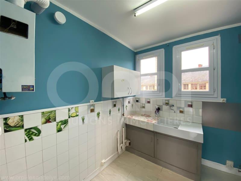 Appartement  2 chambres - Centre Ville Les Andelys - 55.80 m²