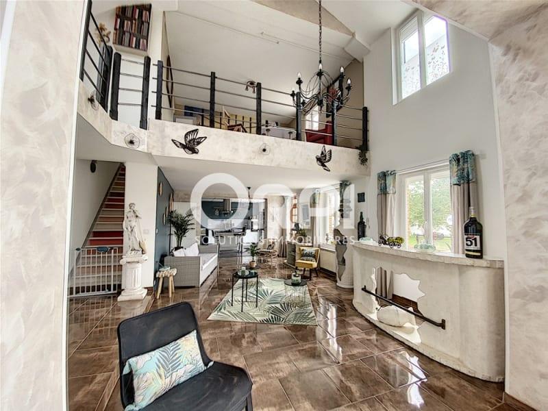 Sale house / villa Vernon 409000€ - Picture 2