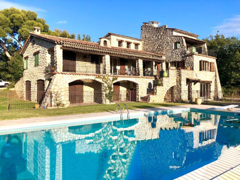 Vente maison / villa Saint cezaire sur siagne 990000€ - Photo 1