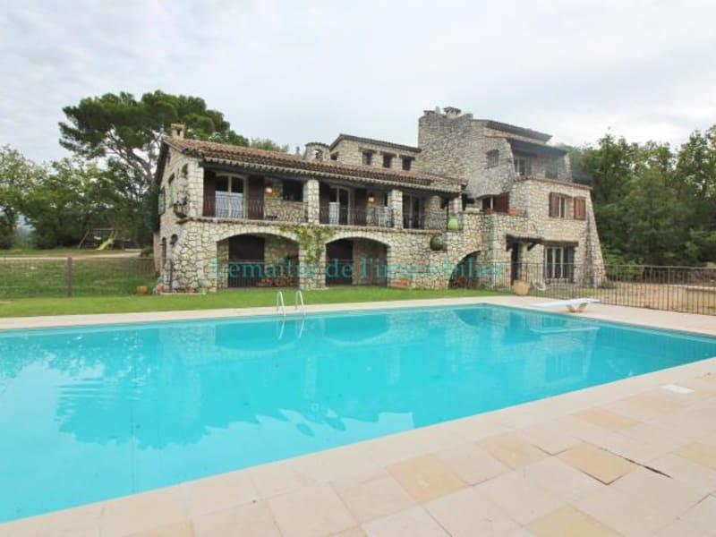 Vente maison / villa Saint cezaire sur siagne 990000€ - Photo 2