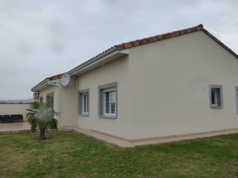 Sale house / villa Mours saint eusebe 368000€ - Picture 2