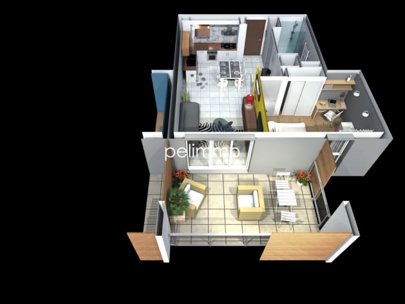 Vente appartement Lancon provence 159000€ - Photo 6