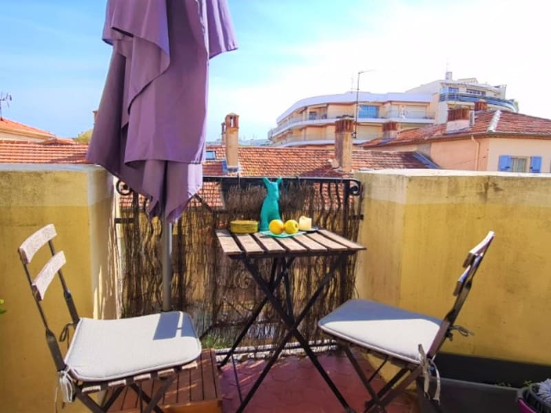 Sale apartment Juan les pins 370000€ - Picture 10