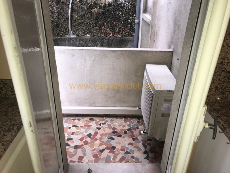 Life annuity apartment Nice 91000€ - Picture 8