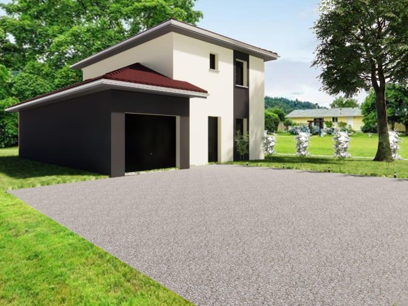 Sale house / villa Saint quentin fallavier 326226€ - Picture 2