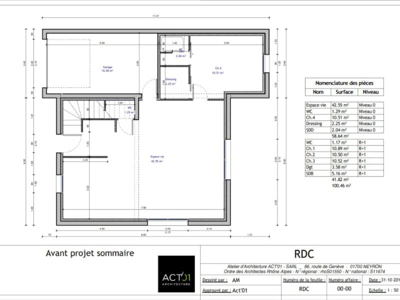 Sale house / villa Saint quentin fallavier 326226€ - Picture 3
