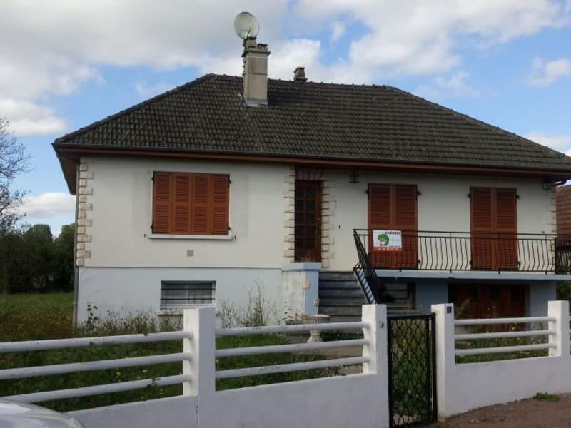 Vente maison / villa Le veurdre 64800€ - Photo 2