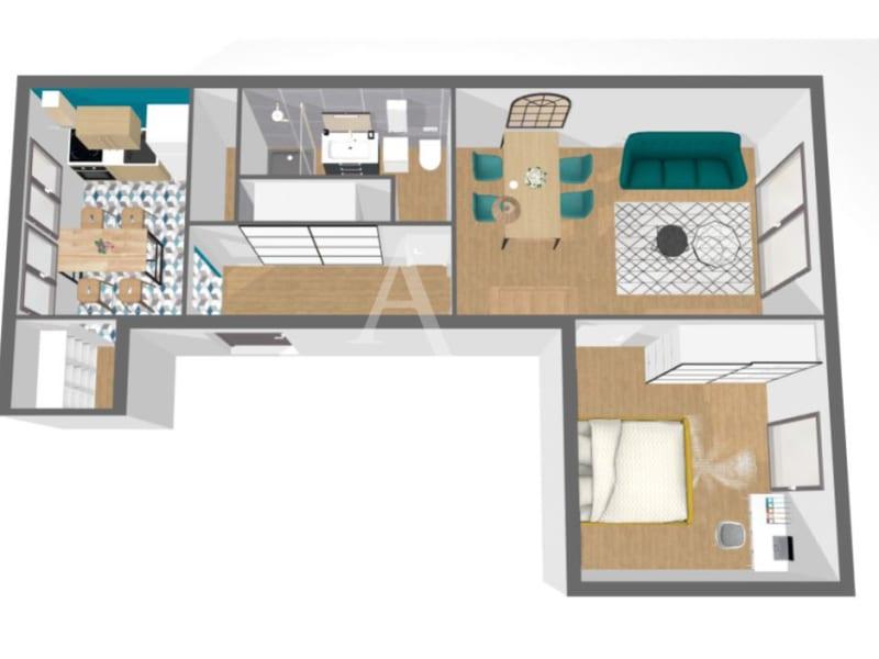 Sale apartment Colomiers 109000€ - Picture 1