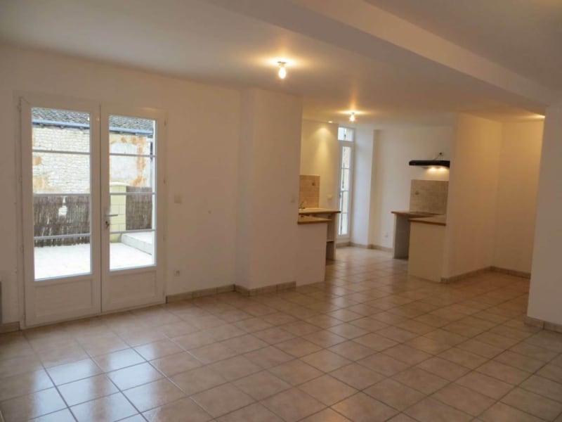 Sale building Lignières-sonneville 169600€ - Picture 3