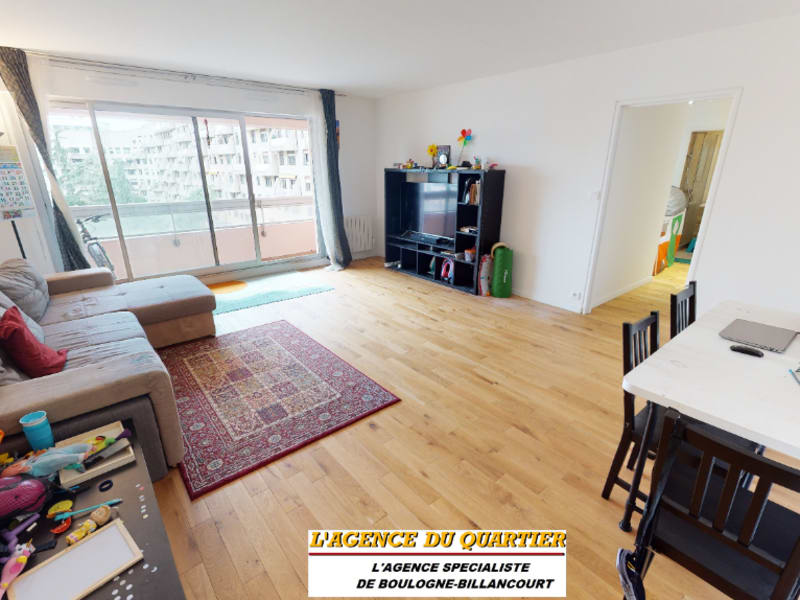 Venta  apartamento Boulogne billancourt 789000€ - Fotografía 2