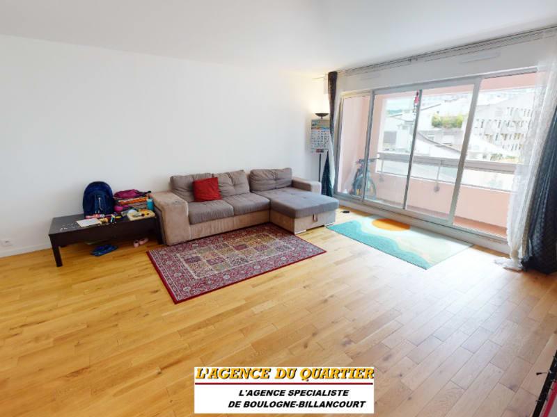 Sale apartment Boulogne billancourt 789000€ - Picture 2