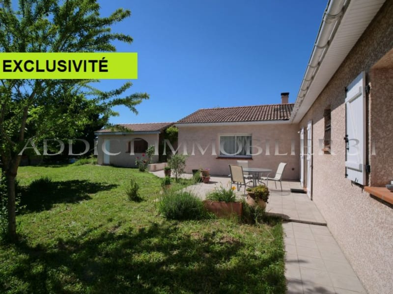 Vente maison / villa Gratentour 377 000€ - Photo 6
