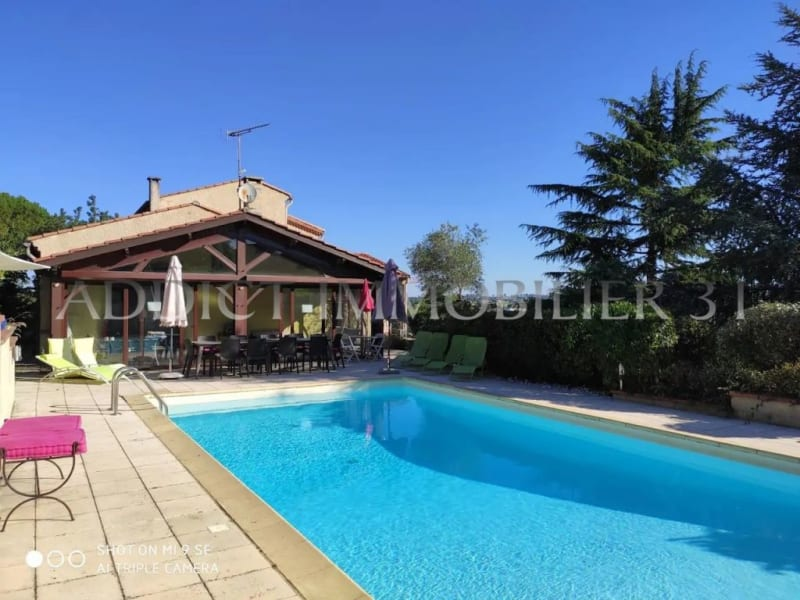 Vente maison / villa Montrabe 625 000€ - Photo 1