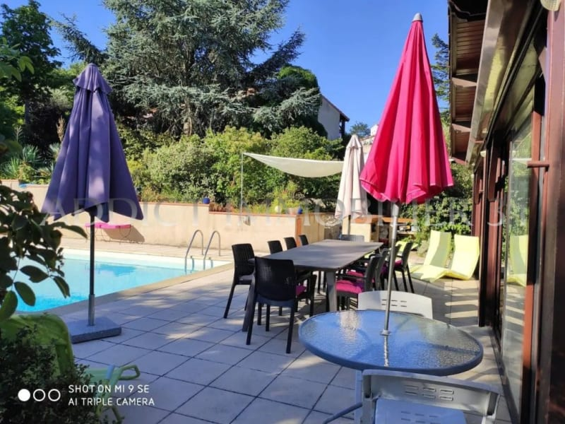 Vente maison / villa Montrabe 625 000€ - Photo 2