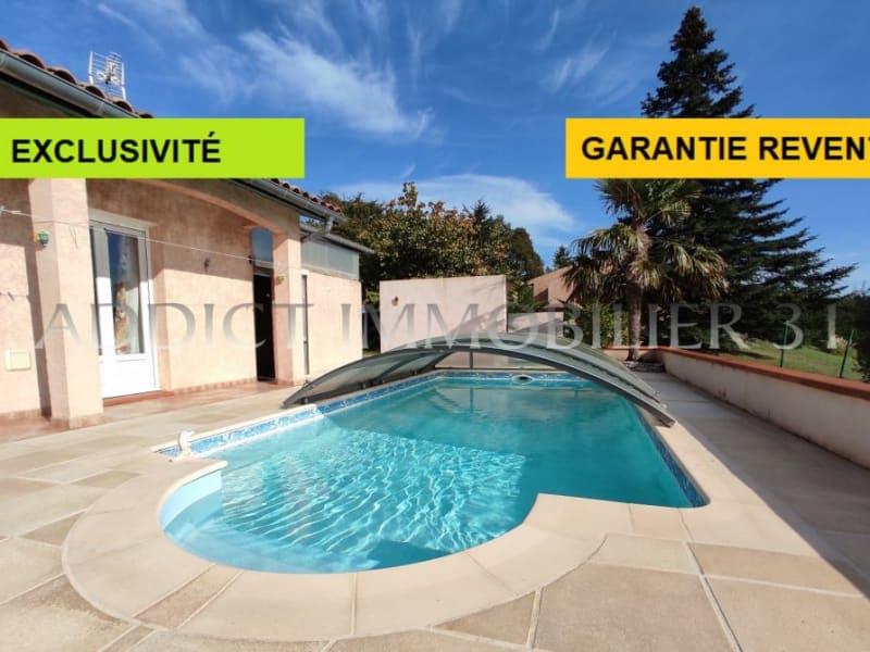 Vente maison / villa Verfeil 300675€ - Photo 1