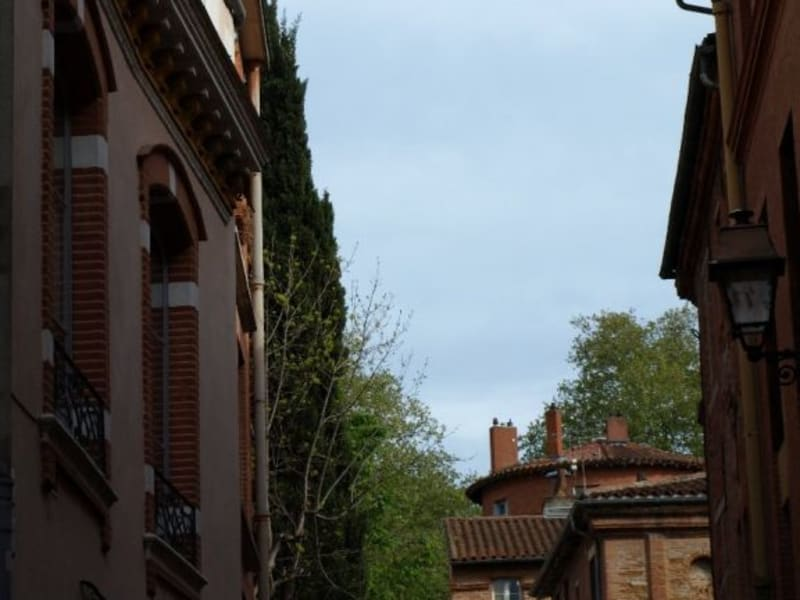 Sale apartment Toulouse 127000€ - Picture 1