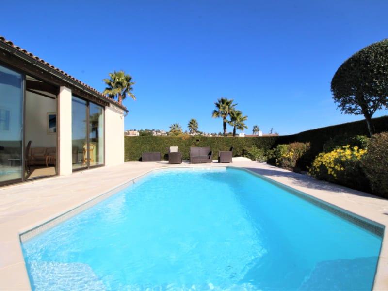Sale house / villa Villeneuve loubet 925000€ - Picture 1