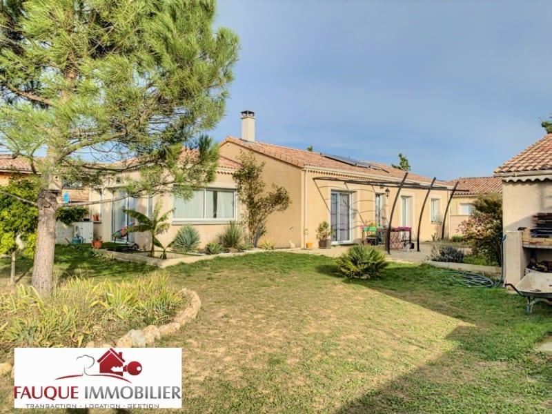 Vente maison / villa Montelier 363000€ - Photo 2