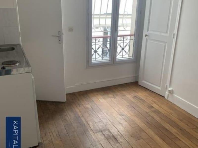 Sale apartment Paris 15ème 310000€ - Picture 2