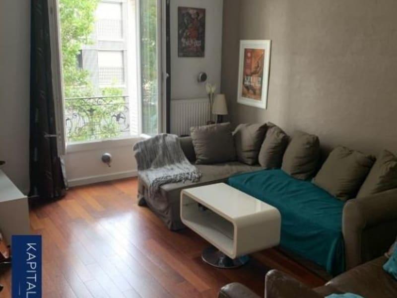 Sale apartment Issy les moulineaux 430000€ - Picture 2