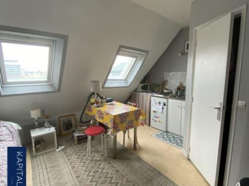 Sale apartment Paris 15ème 190000€ - Picture 1