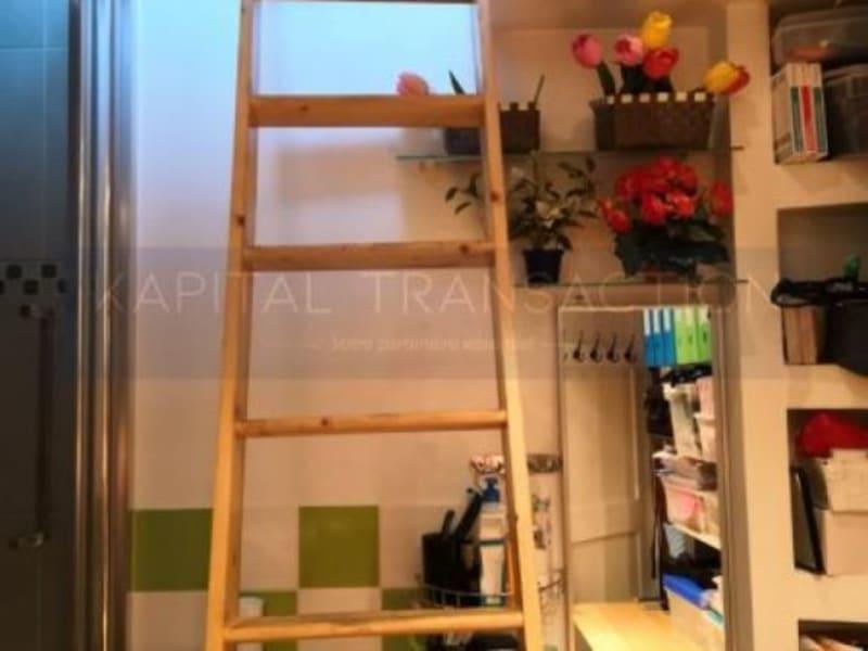 Sale apartment Paris 16ème 150000€ - Picture 1