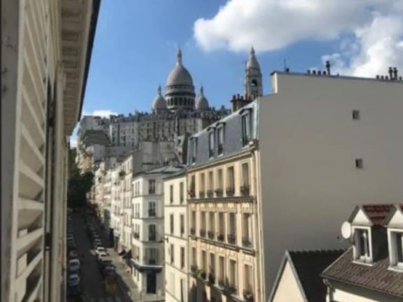 Sale apartment Paris 18ème 300000€ - Picture 2