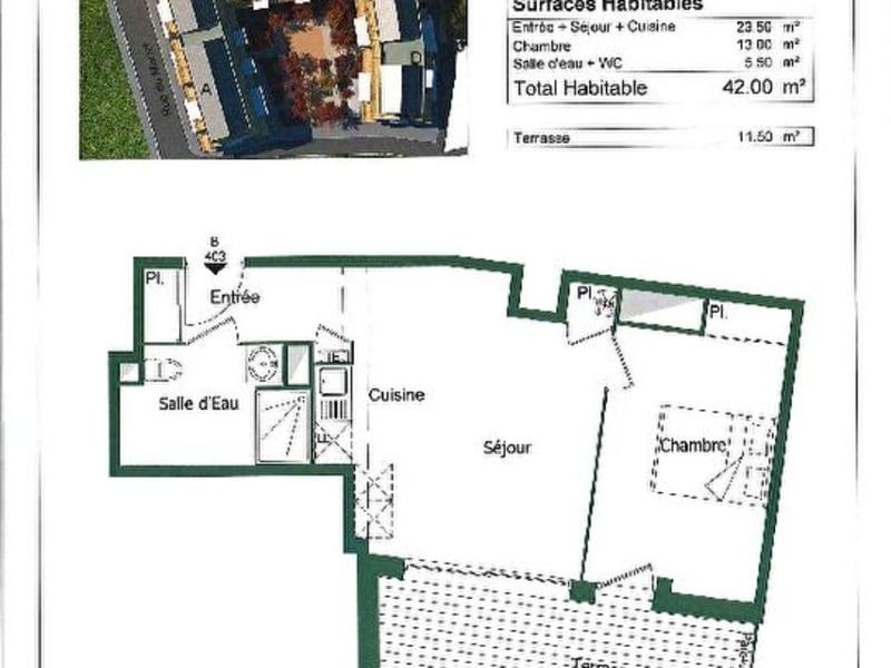 Rental apartment Bonneville 585€ CC - Picture 4