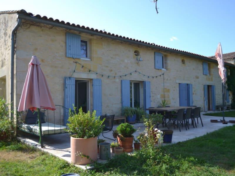 Vente de prestige maison / villa Isle saint georges 849000€ - Photo 1