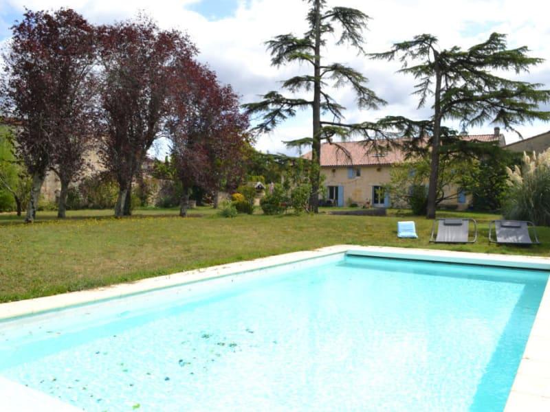 Vente de prestige maison / villa Isle saint georges 849000€ - Photo 13