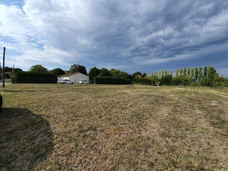 Vente terrain Guimps 27400€ - Photo 1