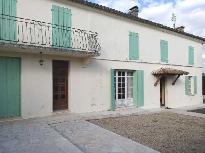 Vente maison / villa Ladiville 181 000€ - Photo 1