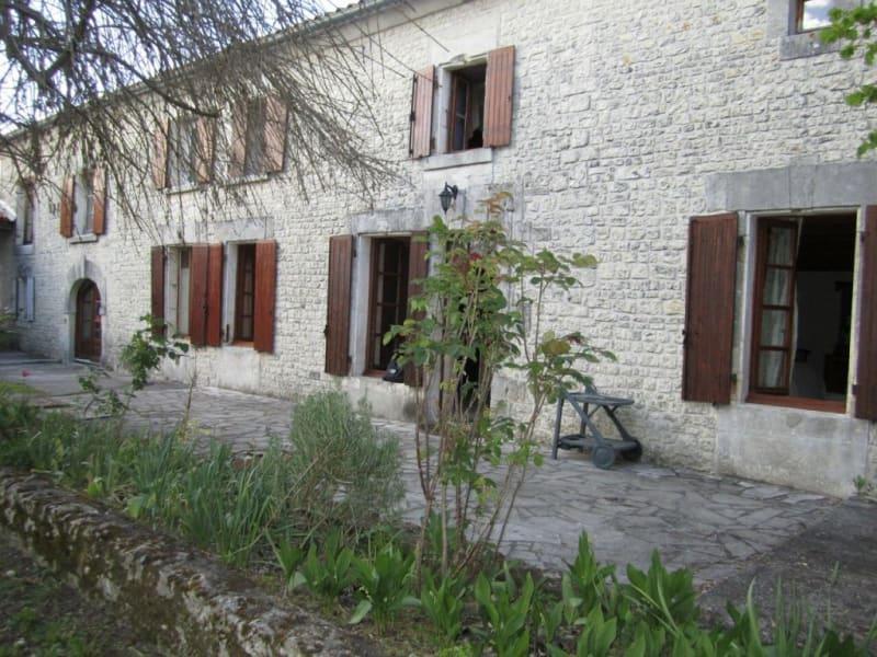Vente maison / villa Criteuil-la-magdeleine 254000€ - Photo 1