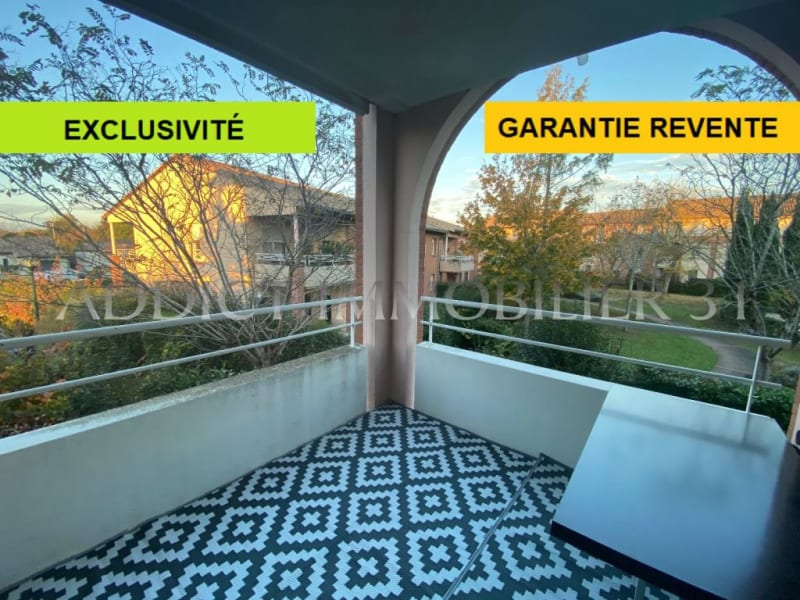 Vente appartement Bruguieres 163 000€ - Photo 1