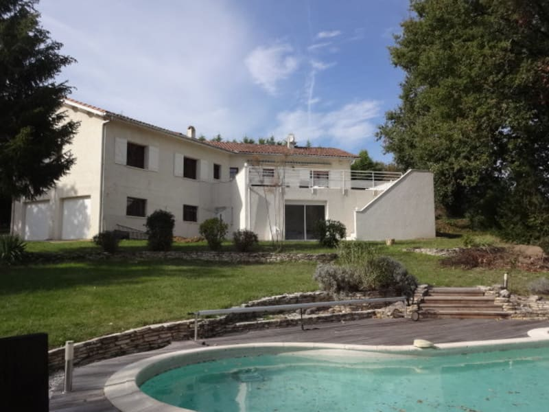 Sale house / villa Pelleport 369 700,10€ - Picture 1